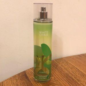 Bath & Body Works White Citrus Fragrance Mist